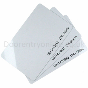 Printable proximity card (Thin 0 8mm), RFID Wiegand 125khz